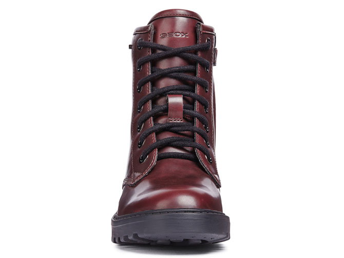 Geox bottines et boots j5420k casey bordeaux7071702_3