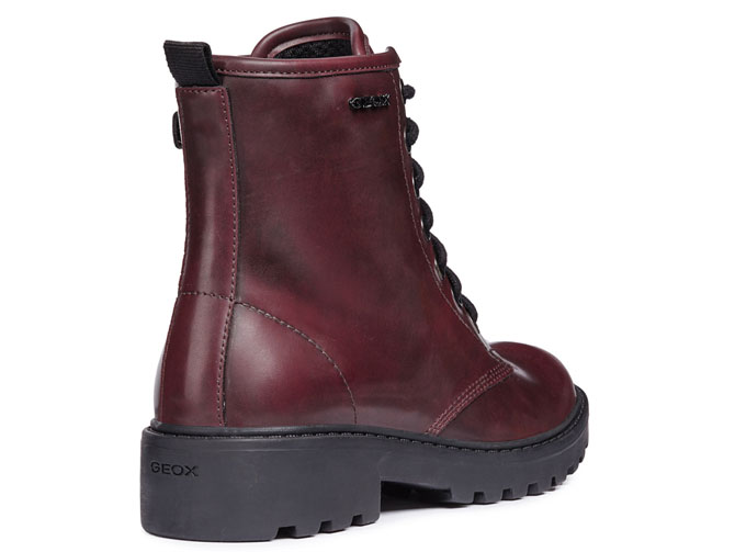 Geox bottines et boots j5420k casey bordeaux7071702_5