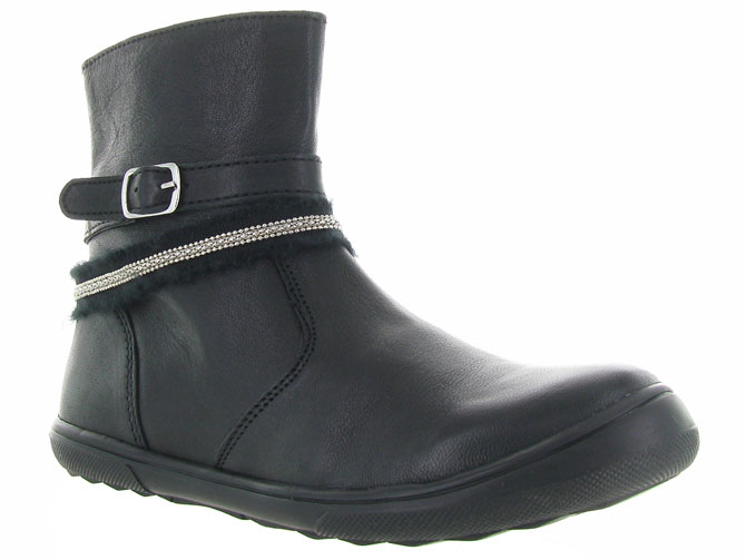 Apples and pears bottines et boots 9096 noir