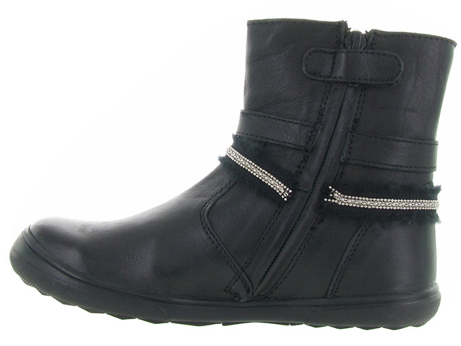 Apples and pears bottines et boots 9096 noir7078001_4