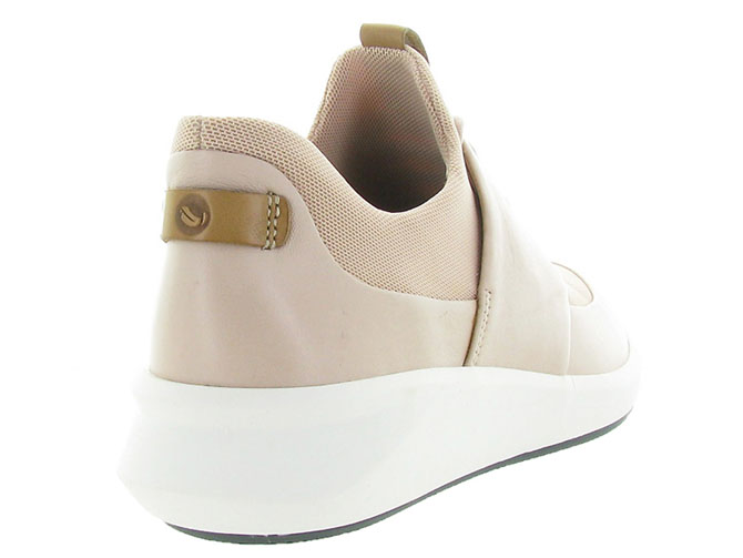Clarks baskets et sneakers un rio lace rose7091103_5