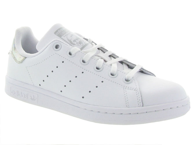 Adidas baskets et sneakers stan smith junior blanc