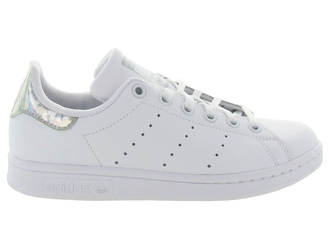 Adidas baskets et sneakers stan smith junior blanc7104001_2