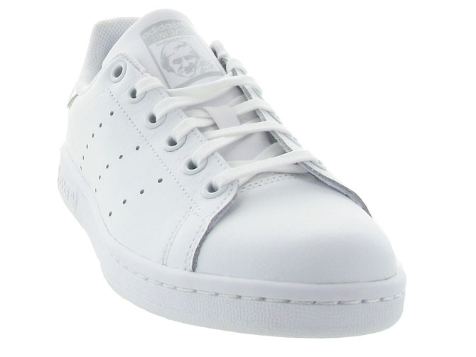 Adidas baskets et sneakers stan smith junior blanc7104001_3