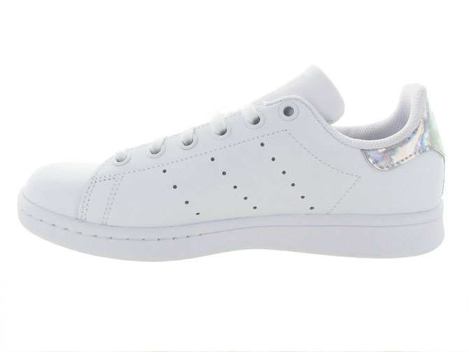 Adidas baskets et sneakers stan smith junior blanc7104001_4
