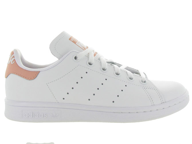 Adidas baskets et sneakers stan smith junior blanc7104101_2