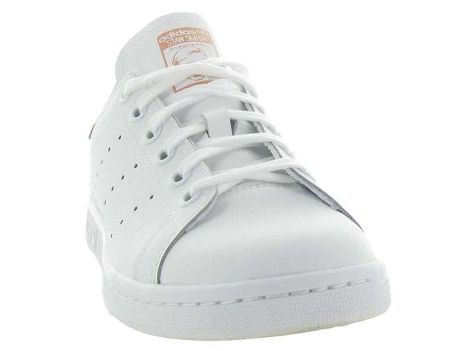Adidas baskets et sneakers stan smith junior blanc7104101_3