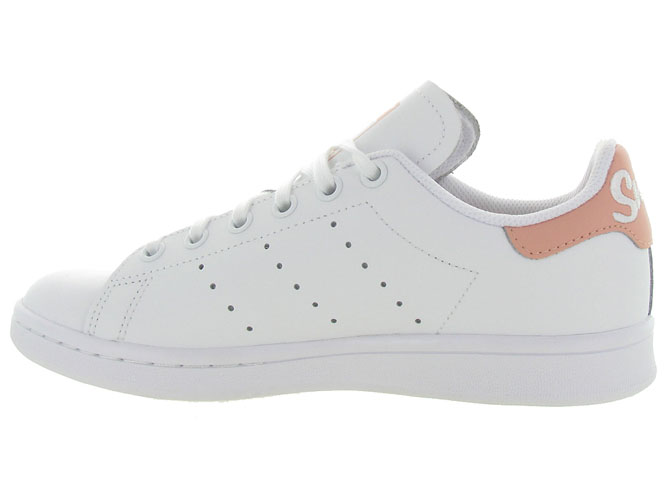 Adidas baskets et sneakers stan smith junior blanc7104101_4