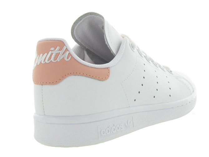 Adidas baskets et sneakers stan smith junior blanc7104101_5