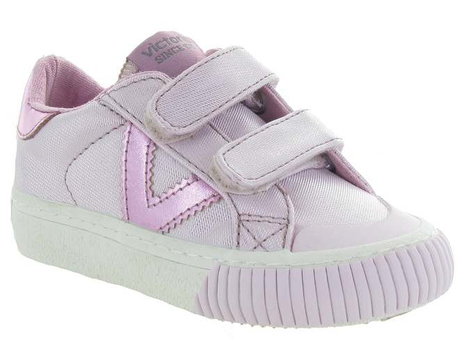 Victoria baskets et sneakers 65159 rose