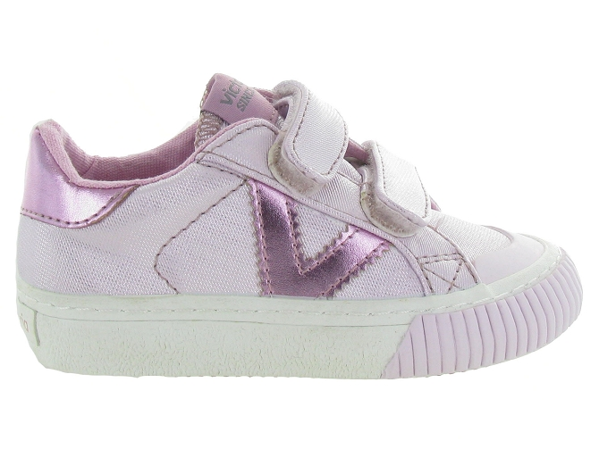 Victoria baskets et sneakers 65159 rose7136802_2