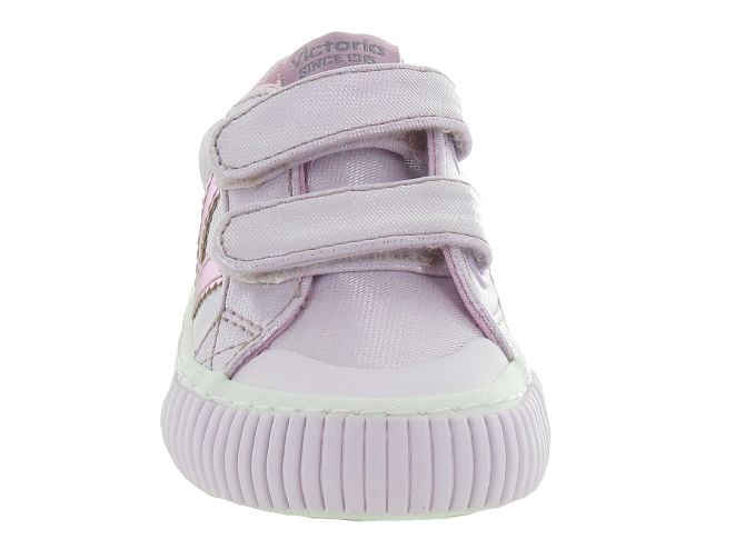 Victoria baskets et sneakers 65159 rose7136802_3