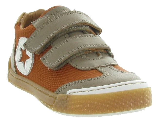 Bisgaard chaussures a scratch joes orange7142103_3