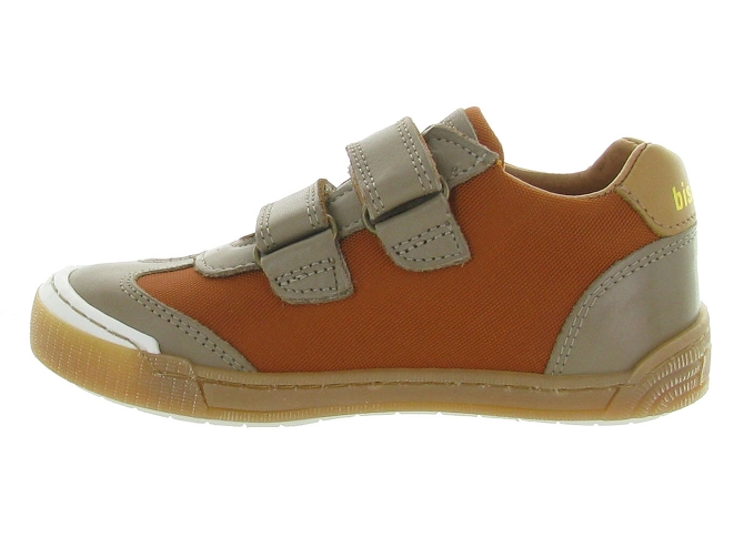 Bisgaard chaussures a scratch joes orange7142103_4