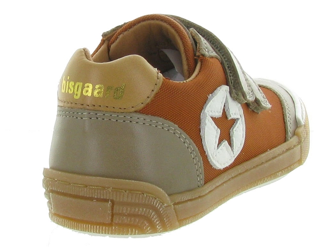 Bisgaard chaussures a scratch joes orange7142103_5