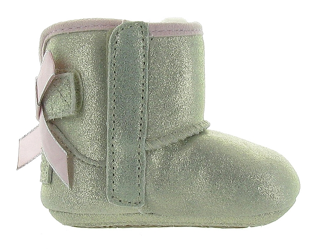 Ugg australia apres ski bottes fourrees jesse bow ii metallic or9983201_2