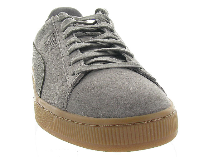 Puma baskets et sneakers suede organic taupe9984901_3