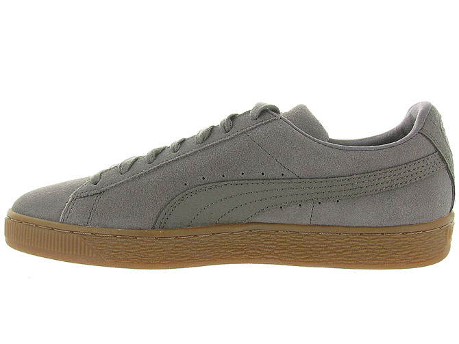 Puma baskets et sneakers suede organic taupe9984901_4