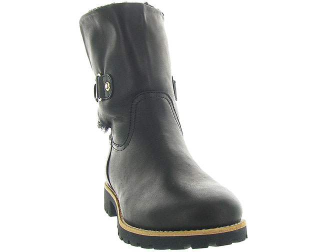 Panama jack apres ski bottes fourrees felia igloo travelling noir9999001_3