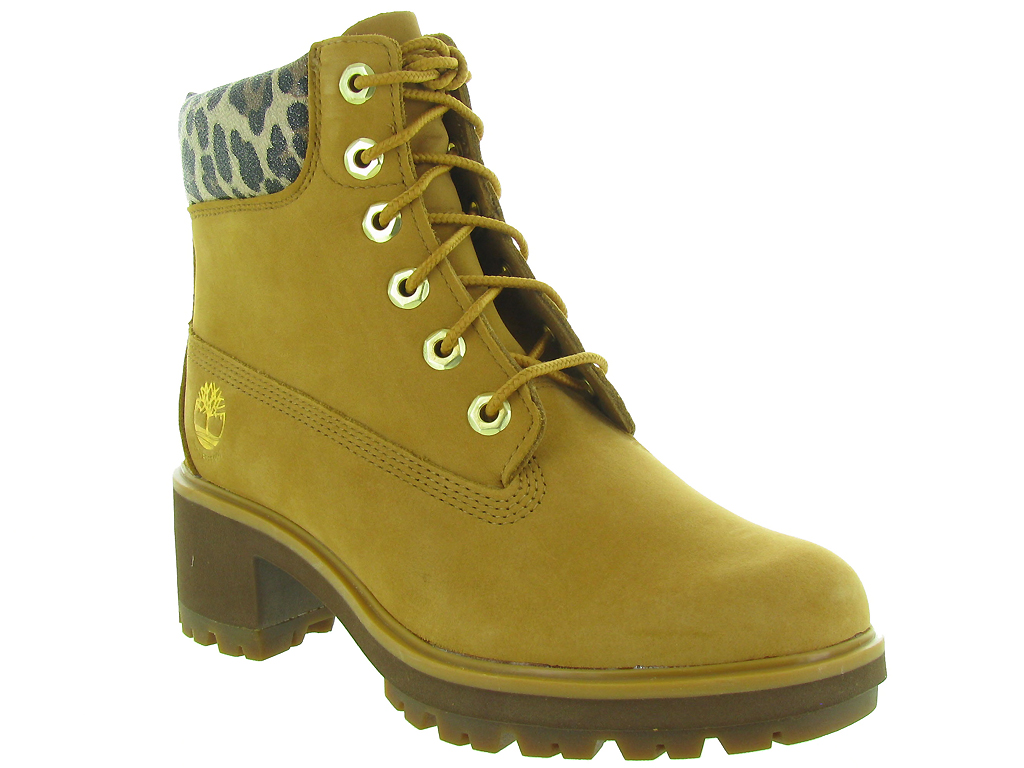 chaussures timberland fourrees