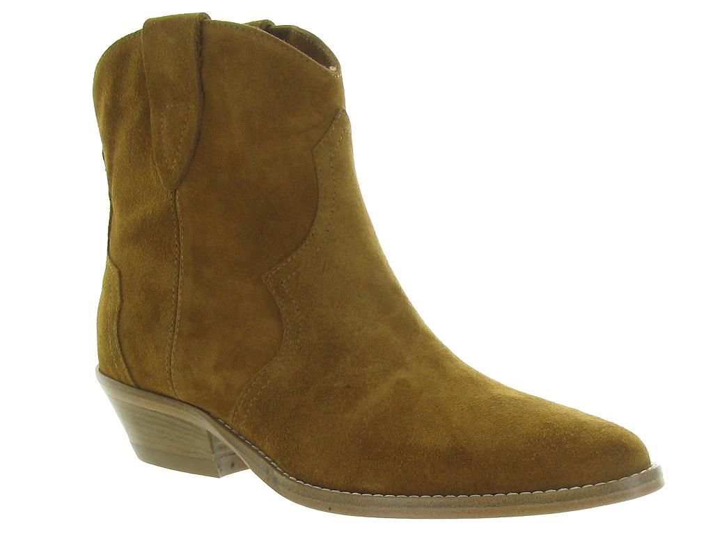 Julie dee bottines et boots s8698 camel