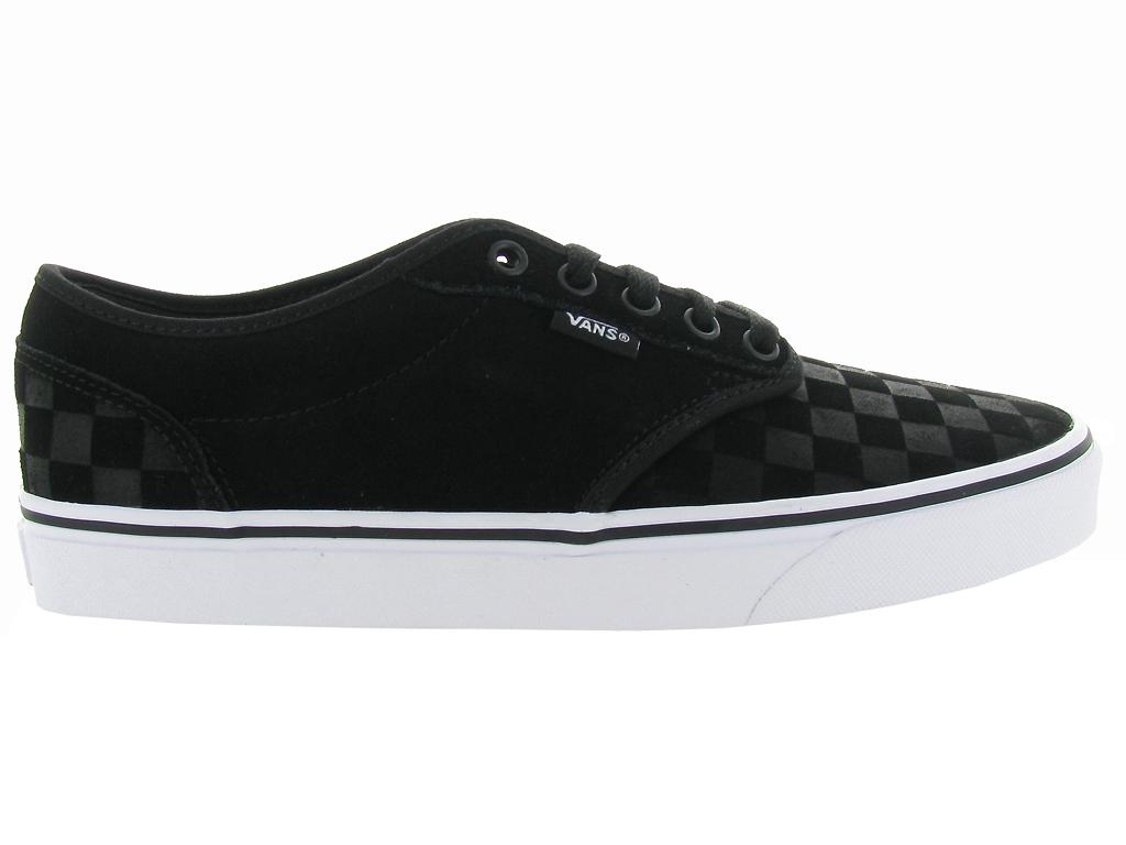 Chaussures Online | Vans baskets et sneakers atwood noir homme