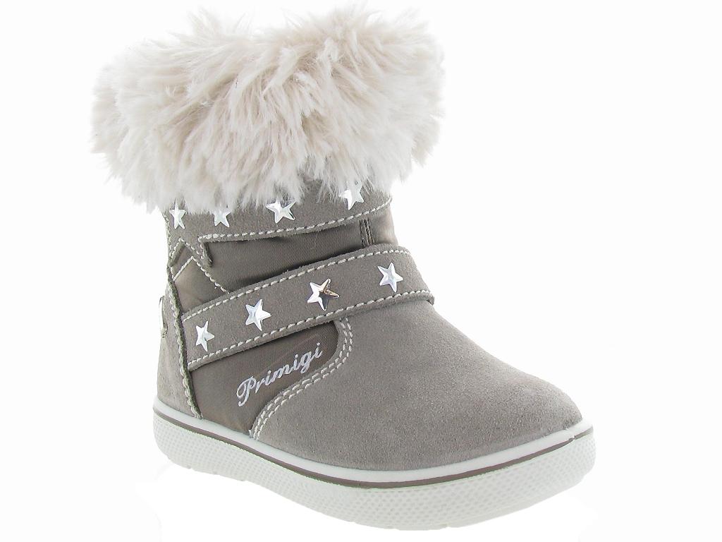 alias Atar interior  Chaussures Online | Primigi apres ski bottes fourrees 43642 taupe bebe fille