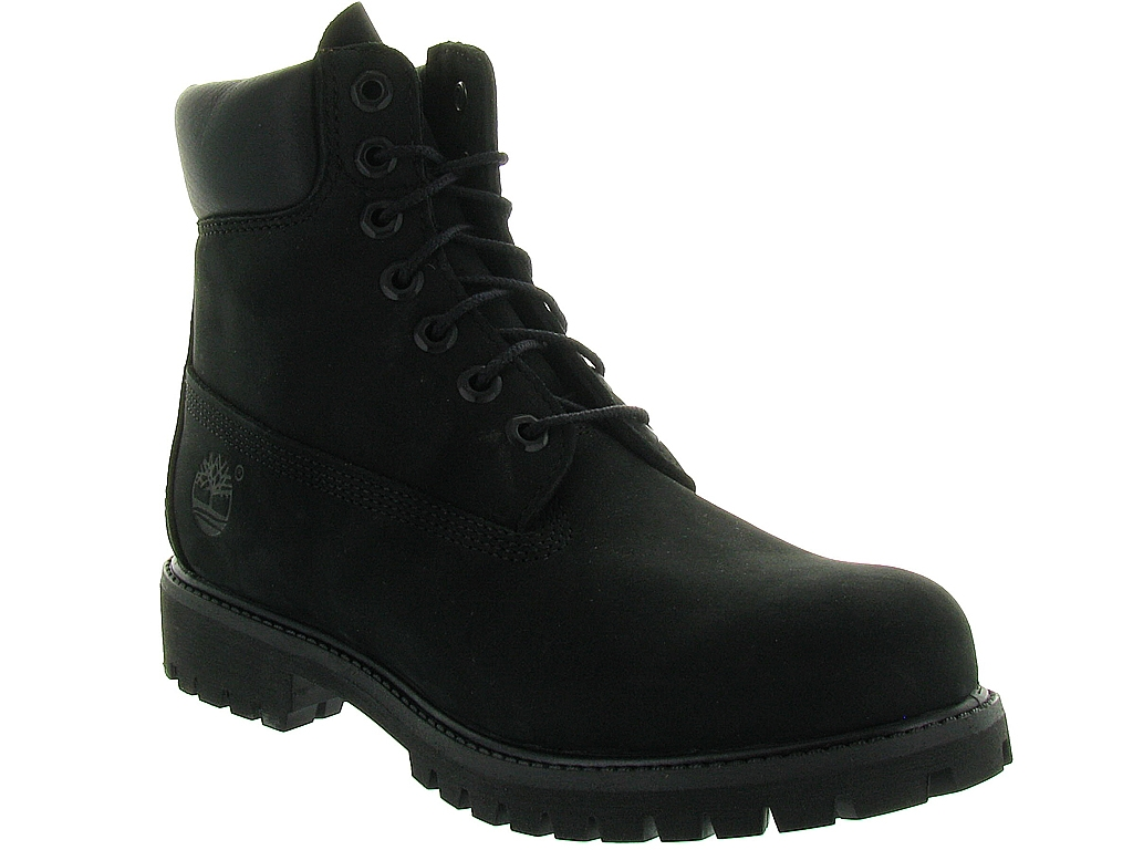 chaussures timberland noires hommes
